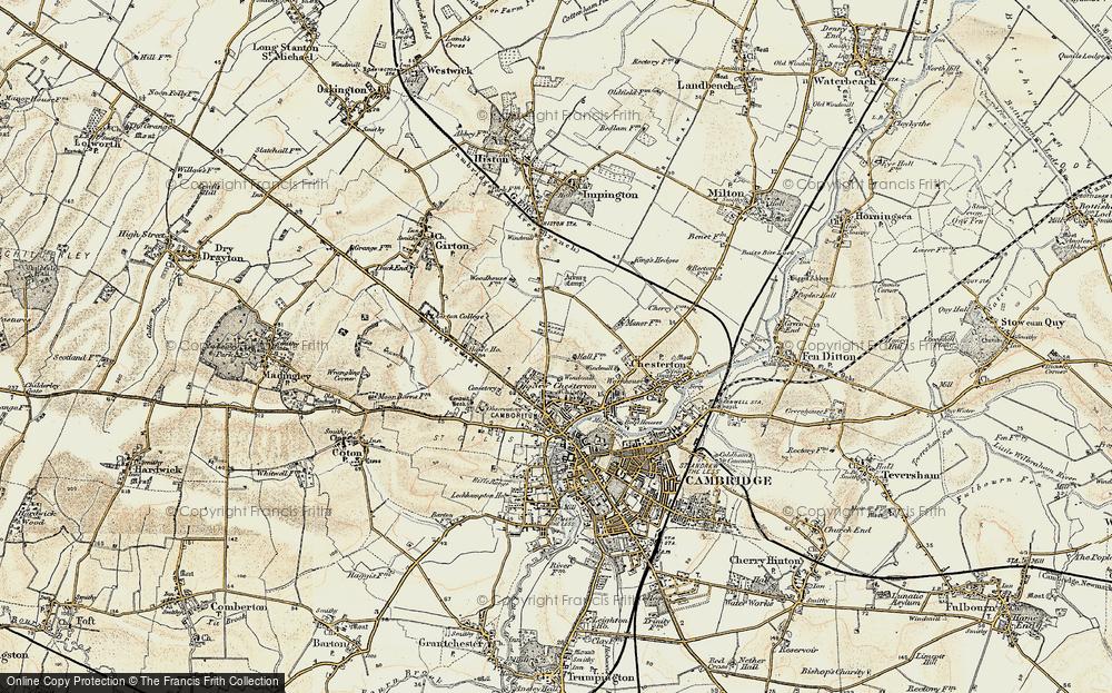 Arbury, 1899-1901