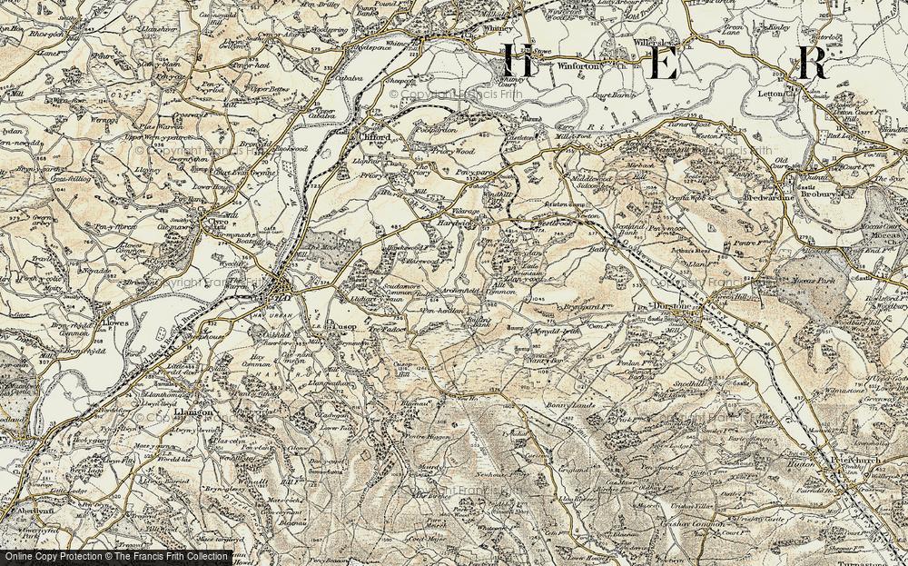 Archenfield, 1900-1902