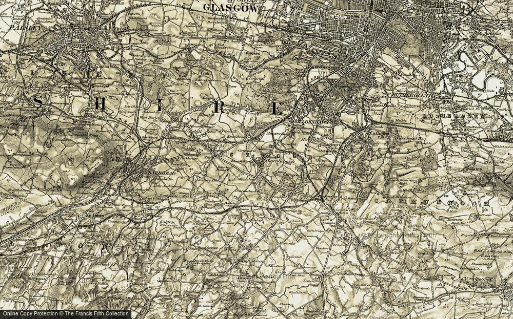 Arden, 1904-1905