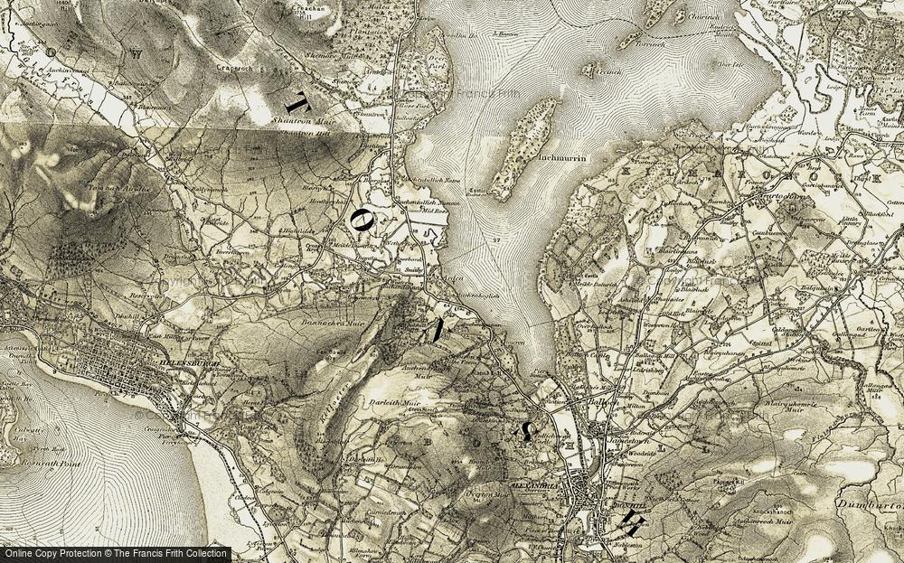 Arden, 1905-1907