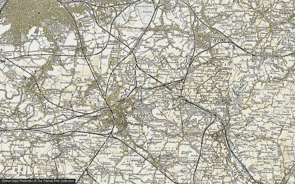 Arden Park, 1903