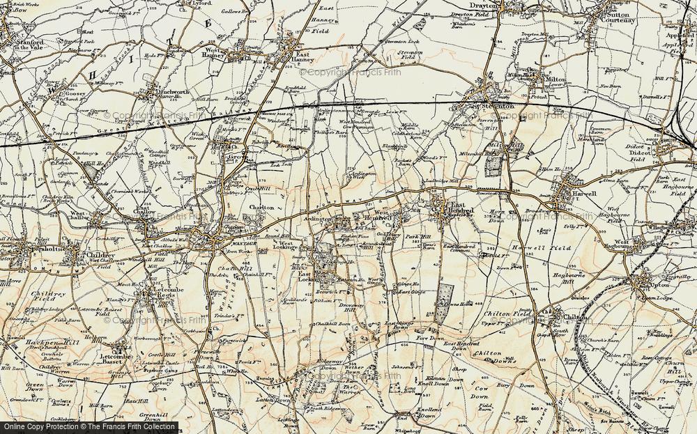 Ardington, 1897-1899