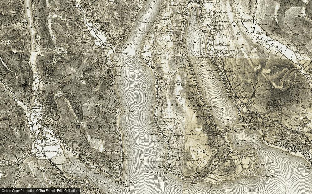 Ardpeaton, 1905-1907