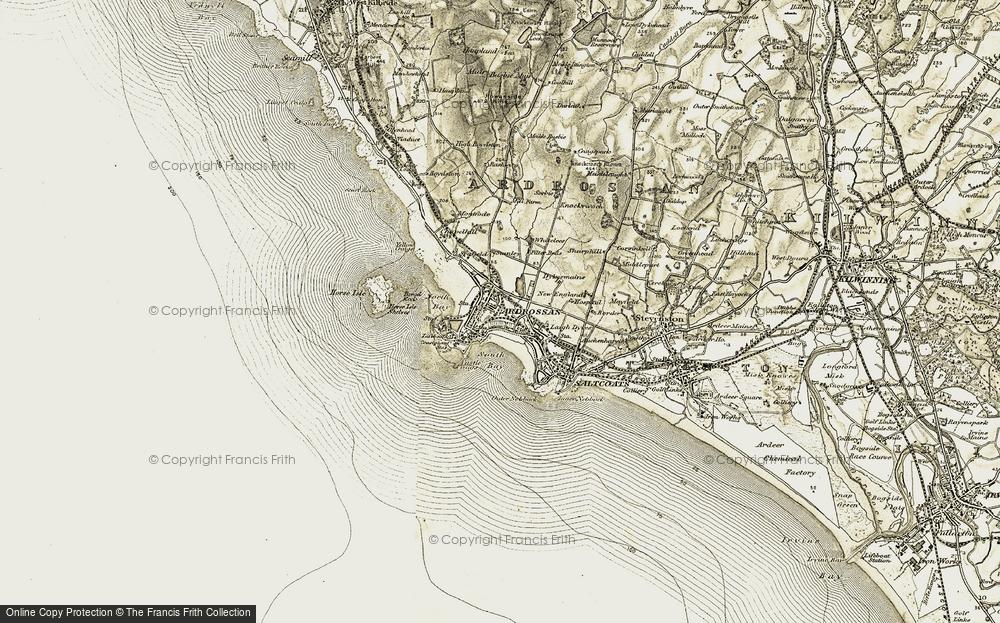 Ardrossan, 1905-1906