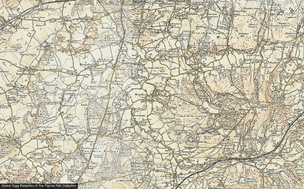 Arford, 1897-1909