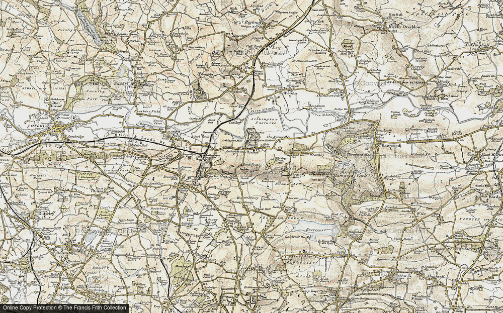 Arthington, 1903-1904