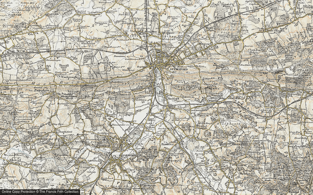 Artington, 1898-1909