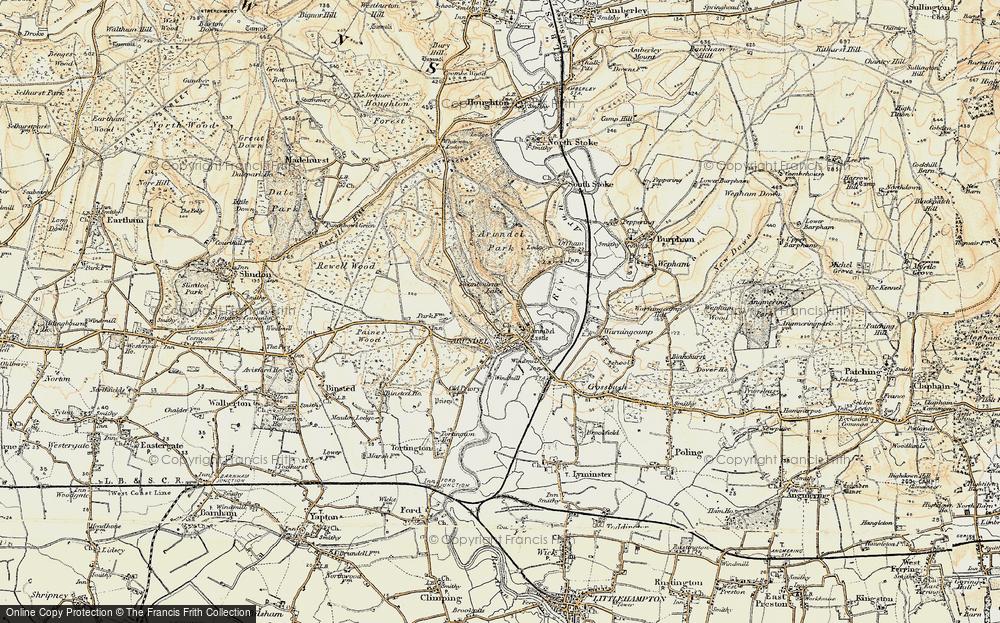 Arundel, 1897-1899