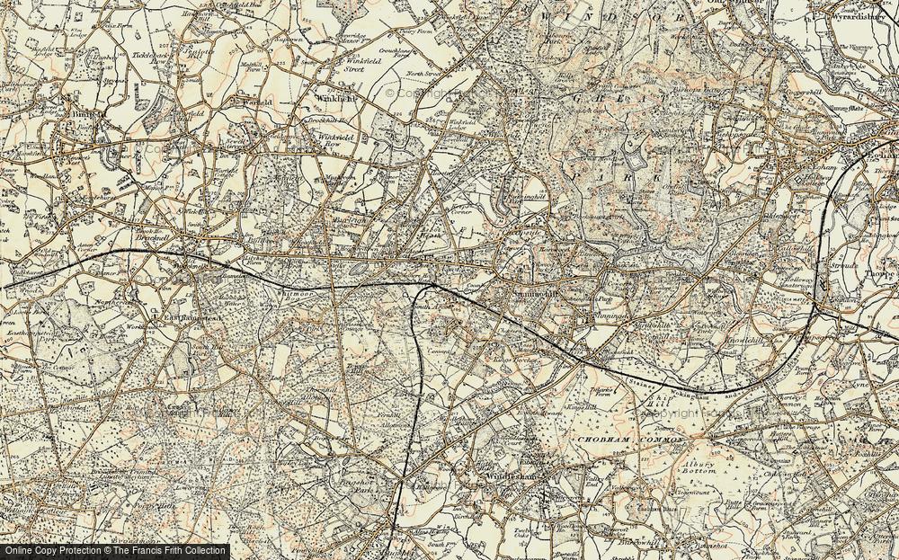 Ascot, 1897-1909