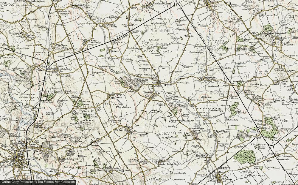 Asenby, 1903-1904