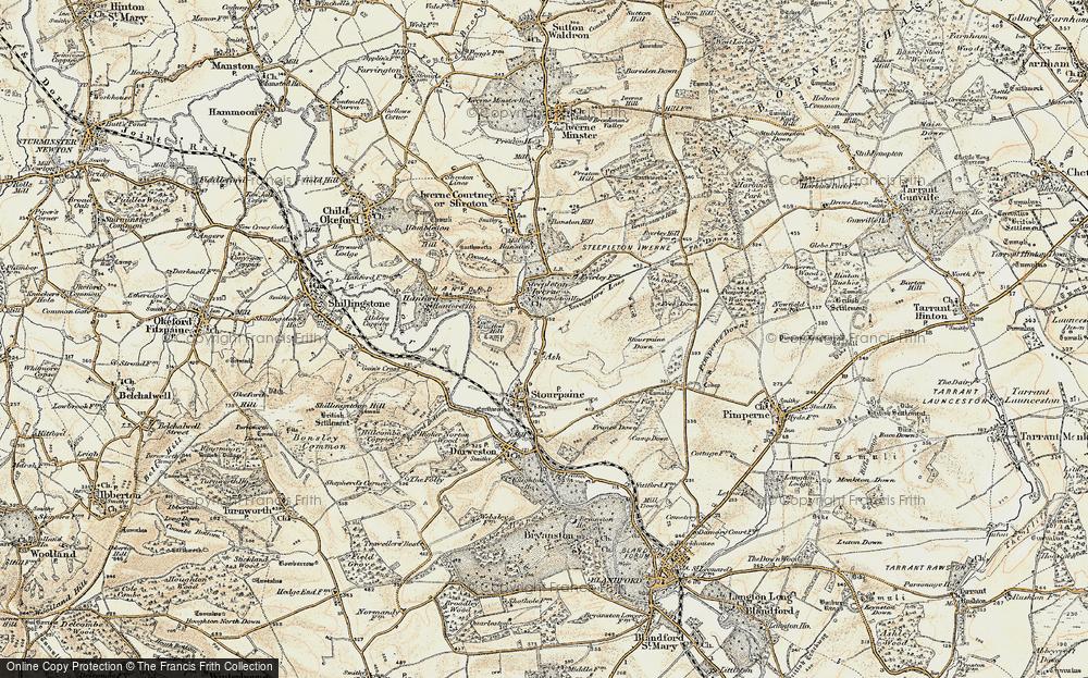 Ash, 1897-1909