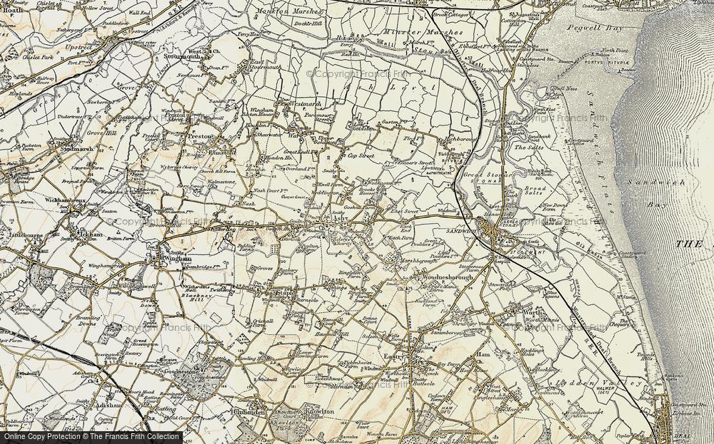 Ash, 1898-1899
