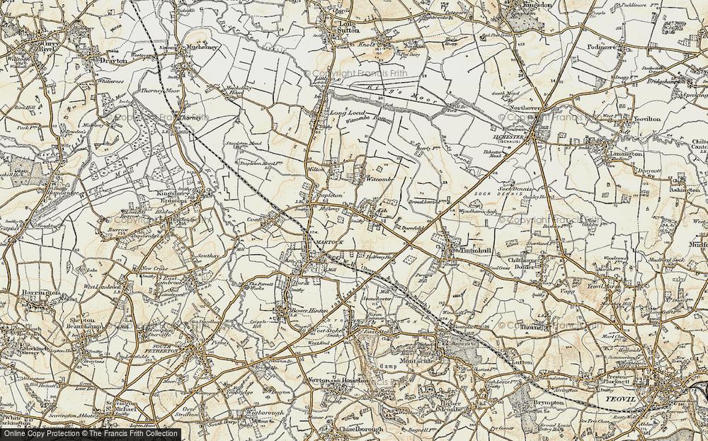 Ash, 1898-1900