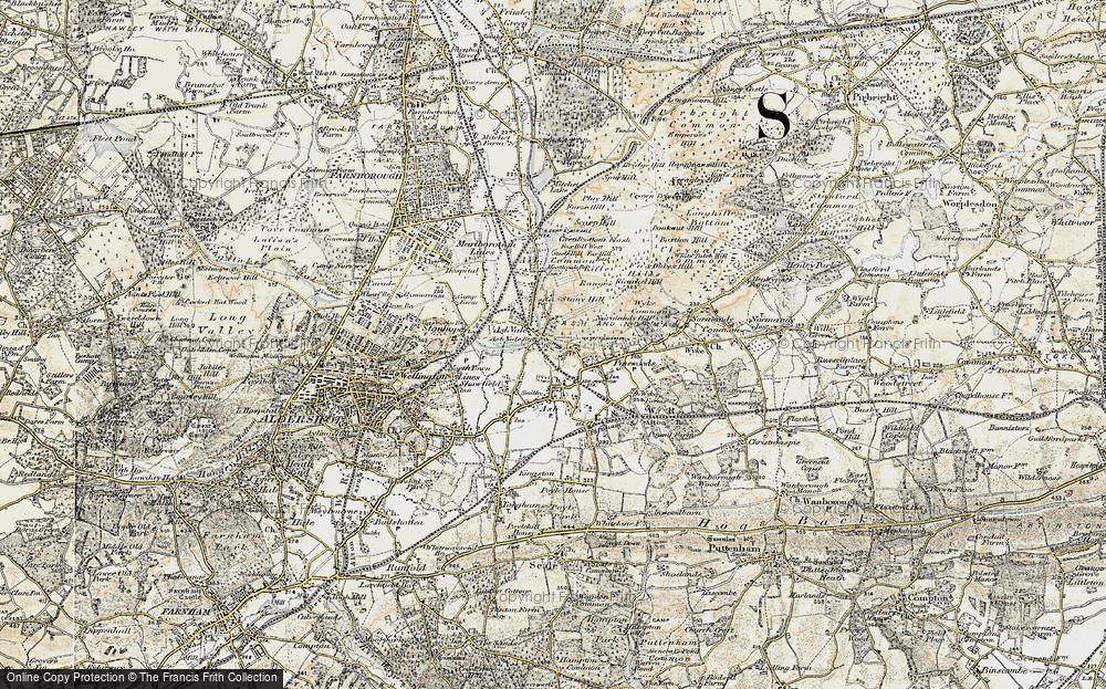 Ash, 1898-1909