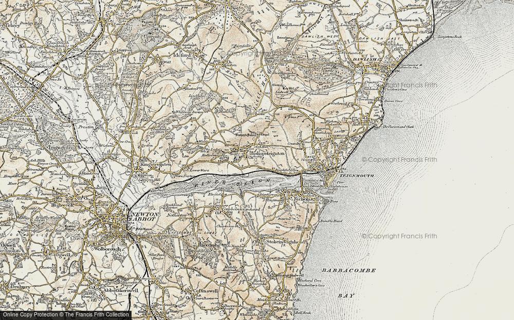 Ash Hill, 1899