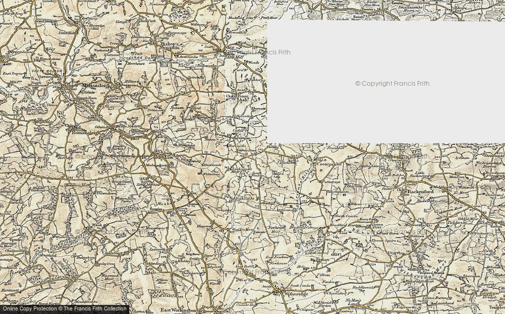 Ash Moor, 1899-1900
