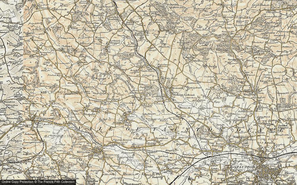 Ash Priors, 1898-1900