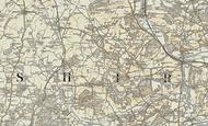 Ashampstead, 1897-1900
