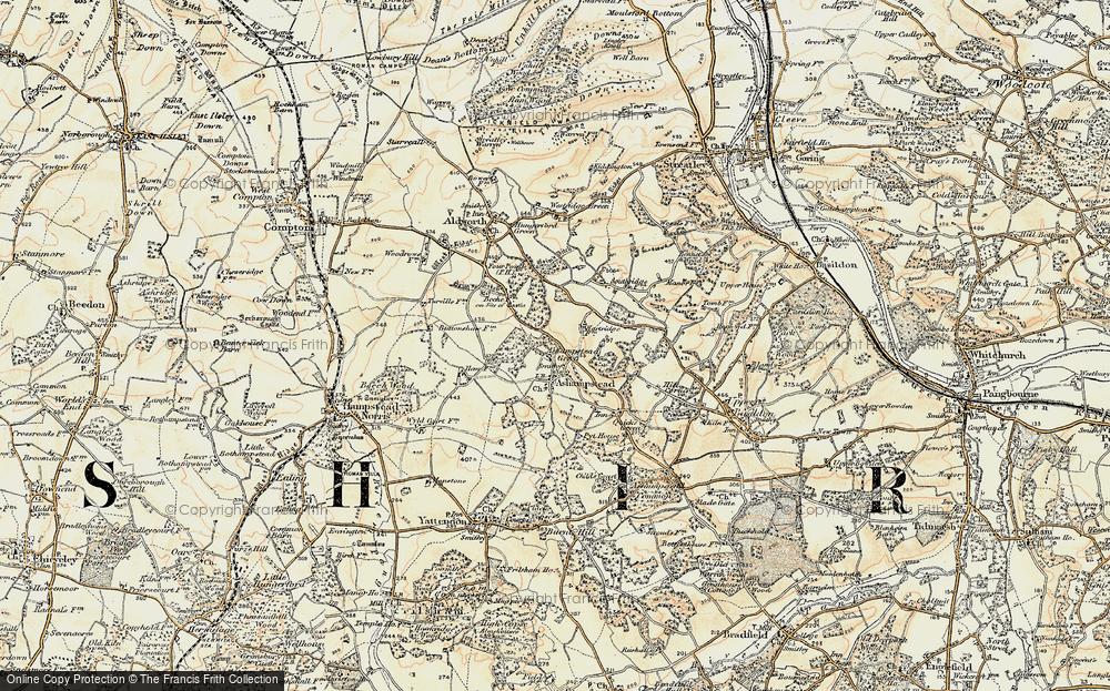 Ashampstead Green, 1897-1900