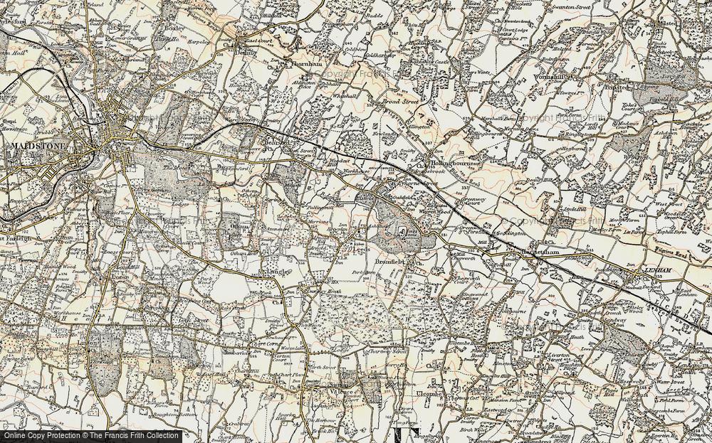 Ashbank, 1897-1898