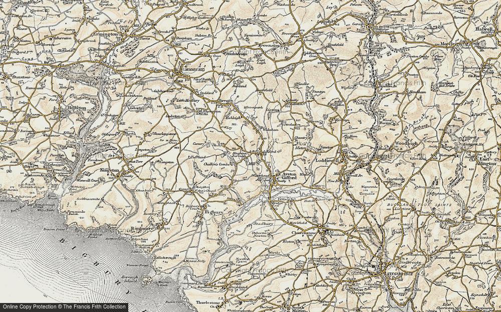 Ashford, 1899-1900