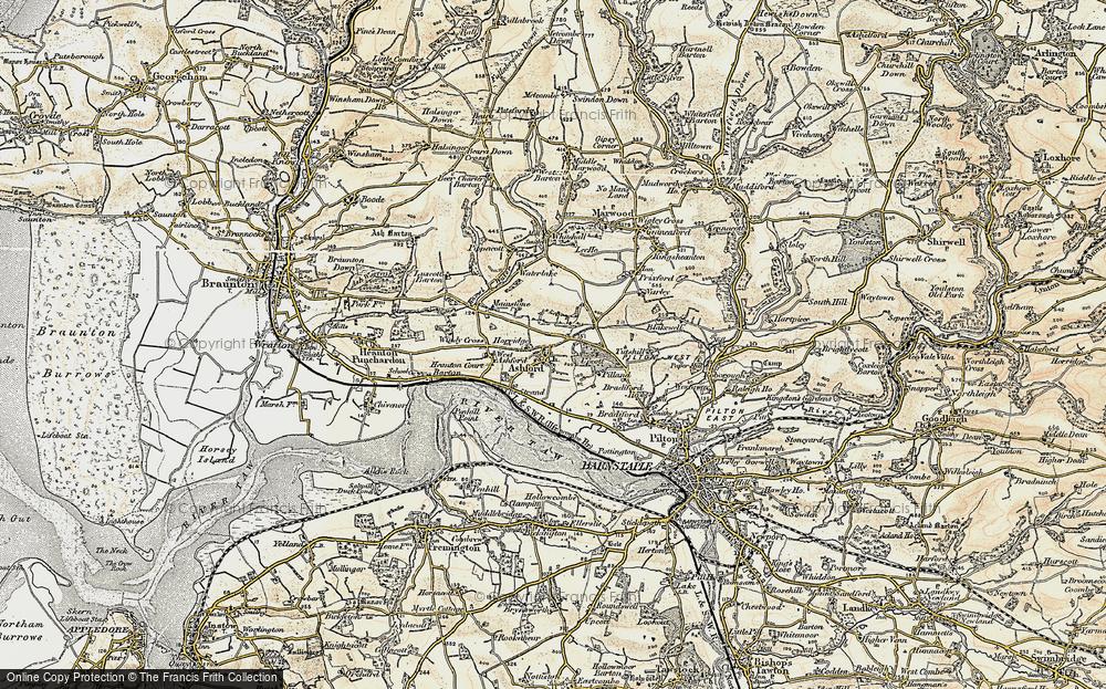 Ashford, 1900