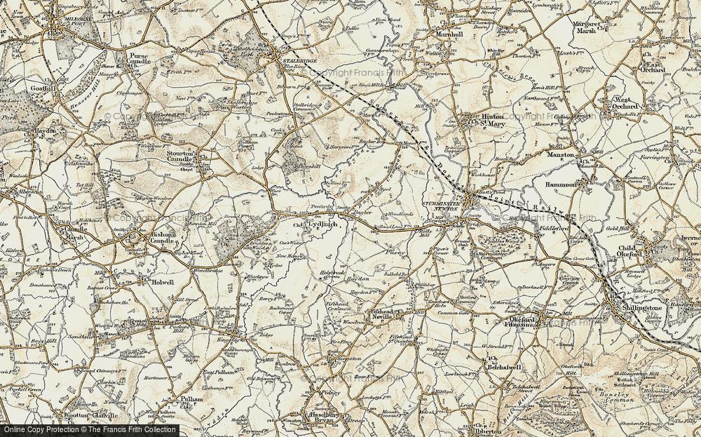 Bagber, 1897-1909