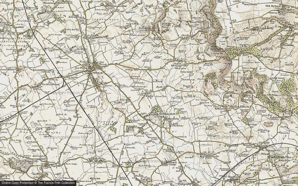 Bagby, 1903-1904