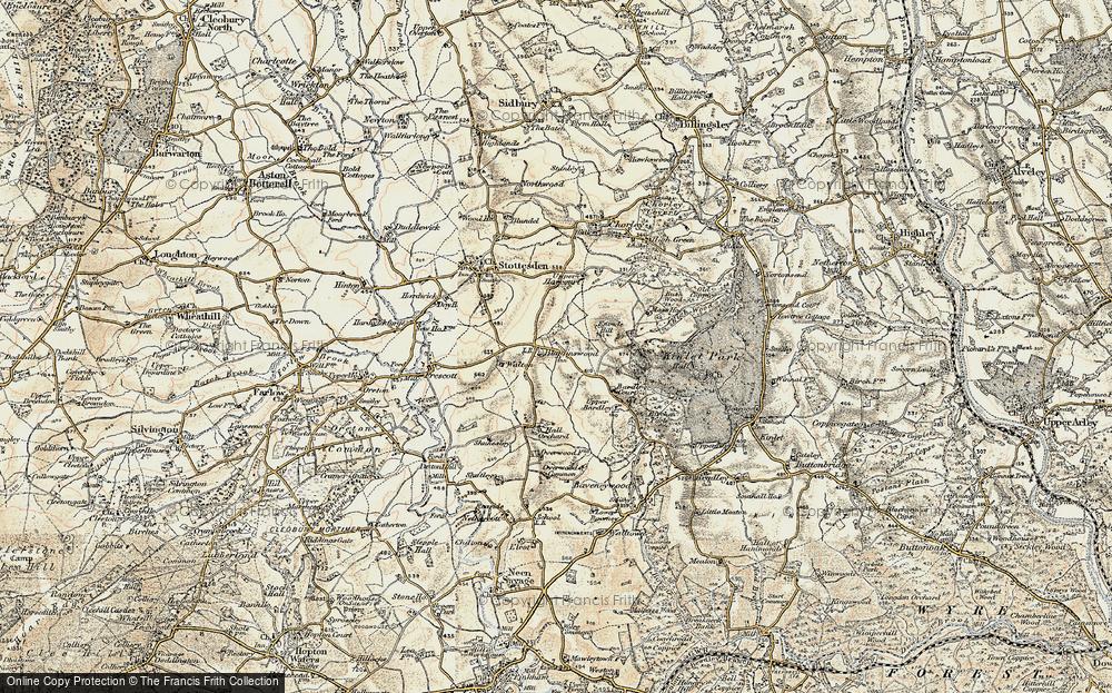 Bagginswood, 1901-1902