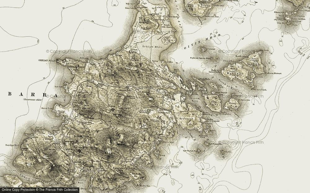 Bàgh Thiarabhagh, 1911