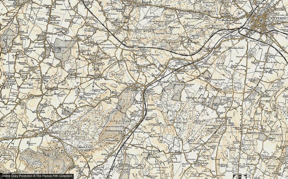 Bagham, 1897-1898