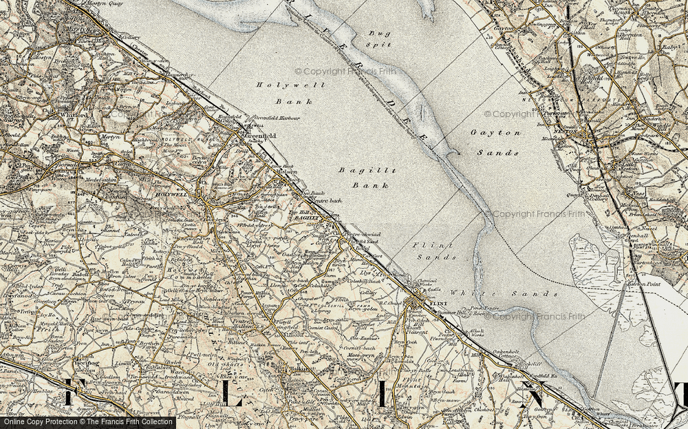 Bagillt, 1902-1903