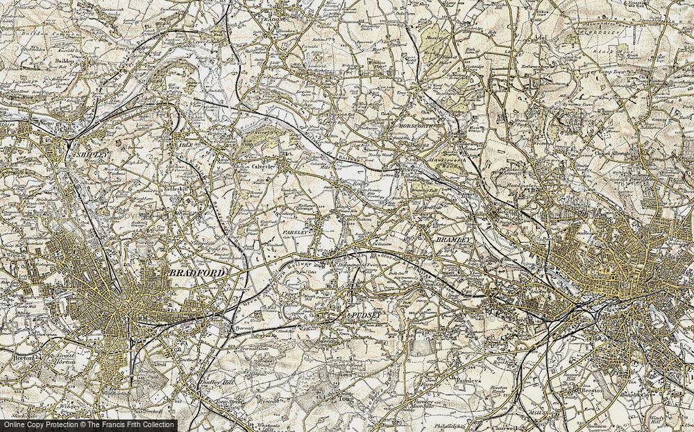 Bagley, 1903-1904