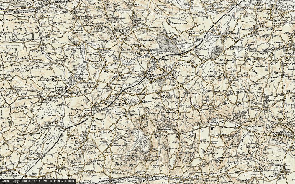 Bagley Green, 1898-1900