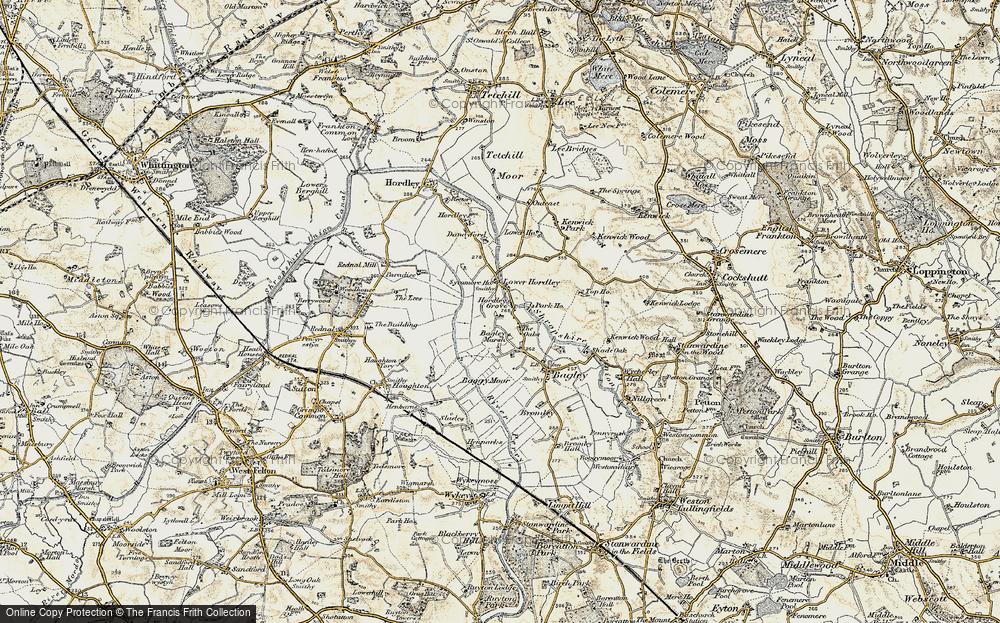 Bagley Marsh, 1902