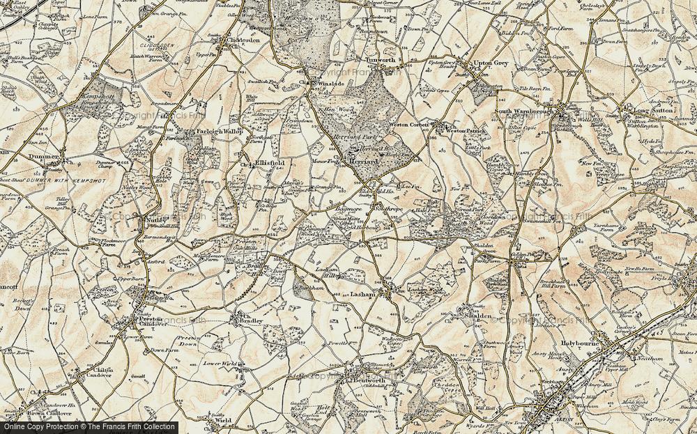 Bagmore, 1897-1900