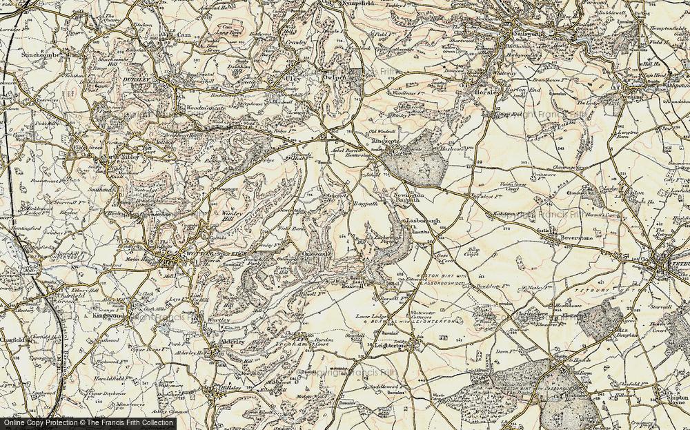 Bagpath, 1898-1900