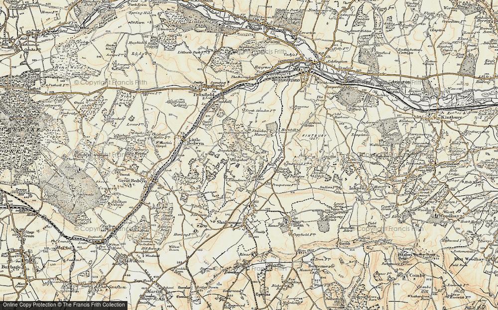 Bagshot, 1897-1900