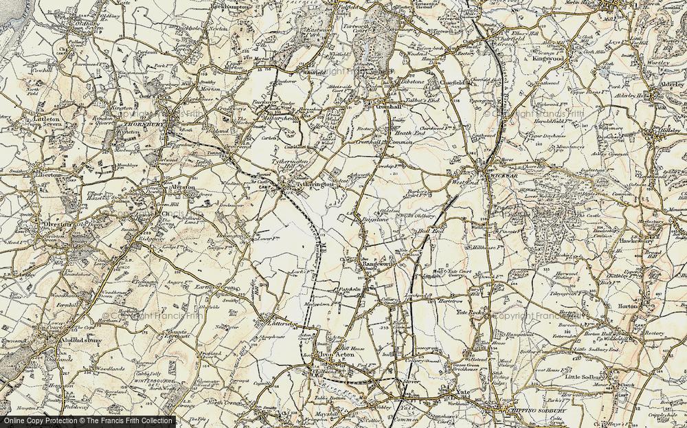 Bagstone, 1899