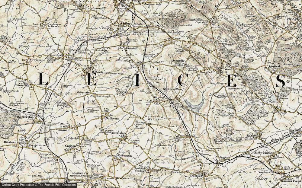 Bagworth, 1902-1903