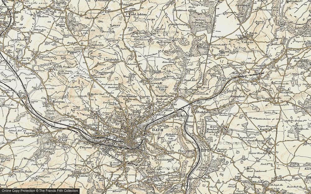 Bailbrook, 1899