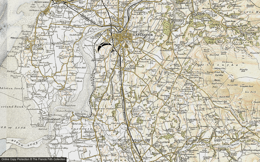 Bailrigg, 1903-1904