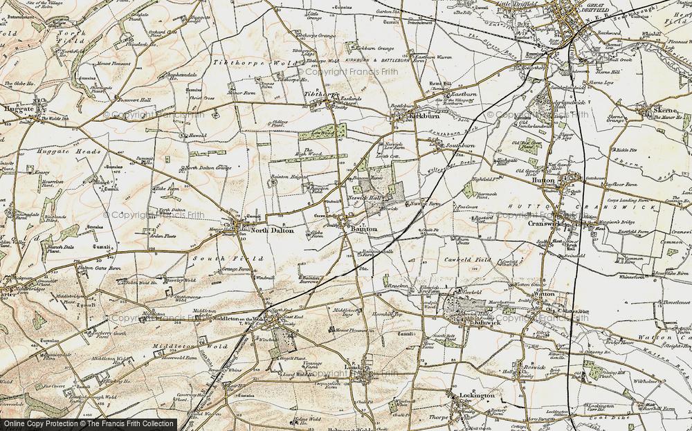 Bainton, 1903