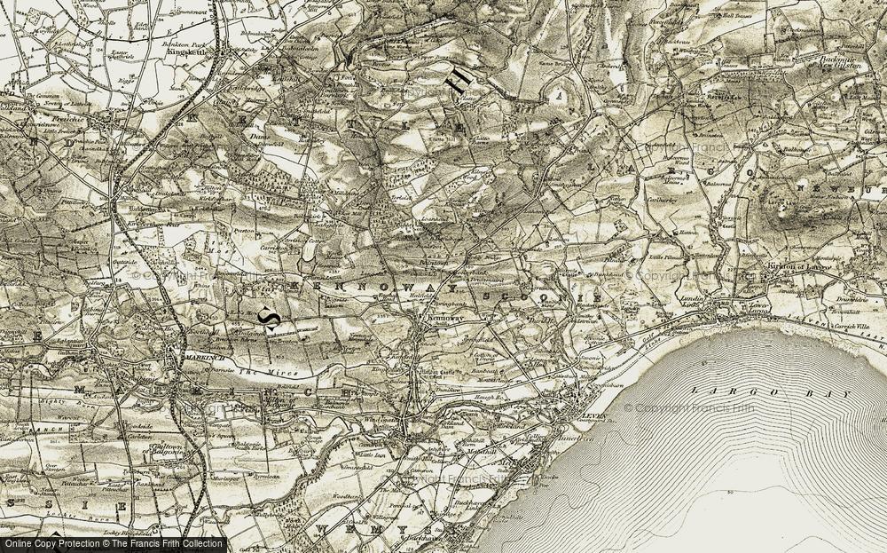 Baintown, 1903-1908