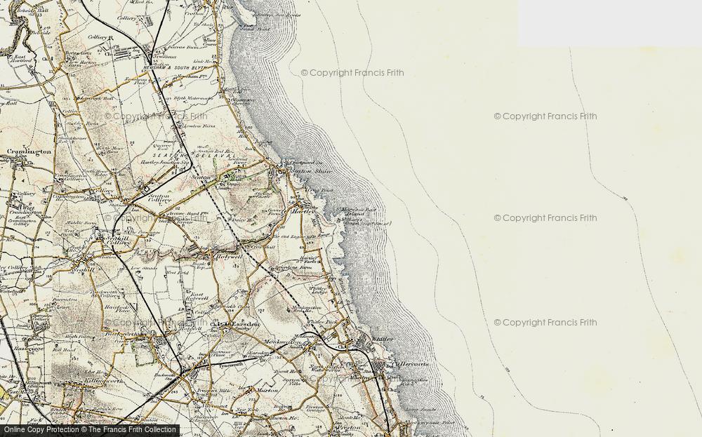 Bait Island, 1901-1903