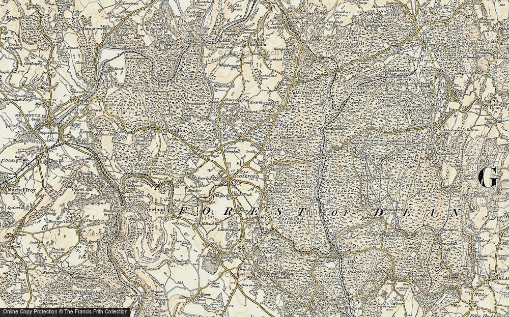 Baker's Hill, 1899-1900