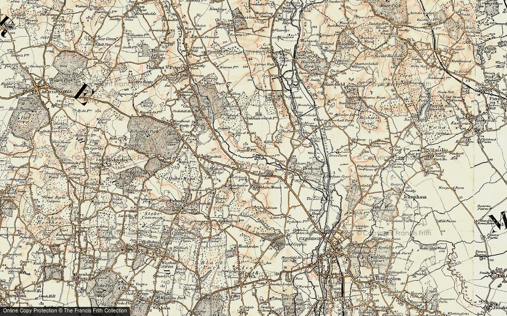 Baker's Wood, 1897-1898