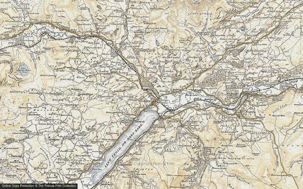 Bala, 1902-1903