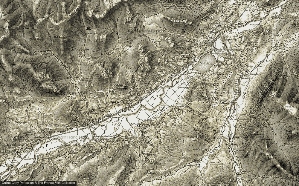 Balavil, 1908