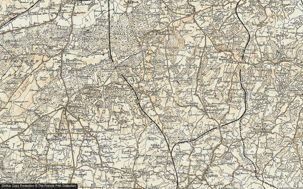 Balcombe, 1898